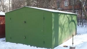 Сварить металлический гараж гараж на севере тамбова купить