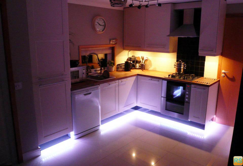 Lampada a led per l illuminazione di set da cucina illuminazione