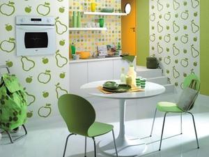 Come scegliere lo sfondo giusto per la cucina. Decorare le pareti ...