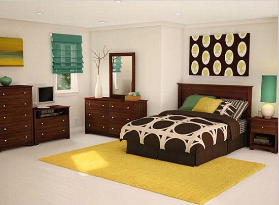 Camere Da Letto Giovanili : Camera dal design moderno per un adolescente design moderno della