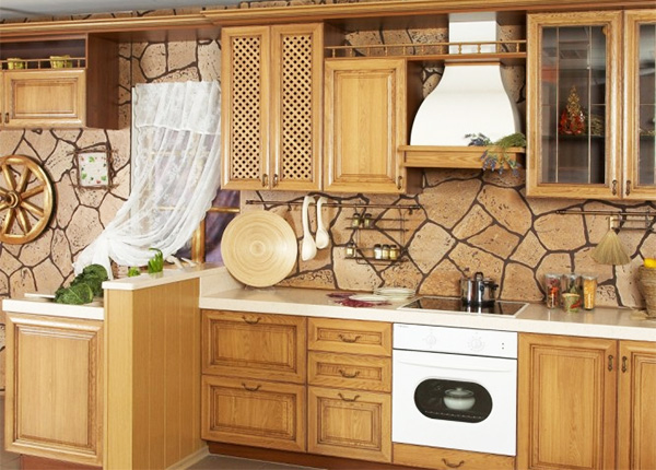 What Color Wallpaper Will Suit The Kitchen What Wallpaper To Choose