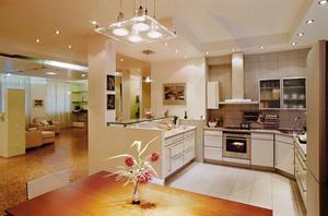 Che luce fare in cucina come organizzare l illuminazione interna