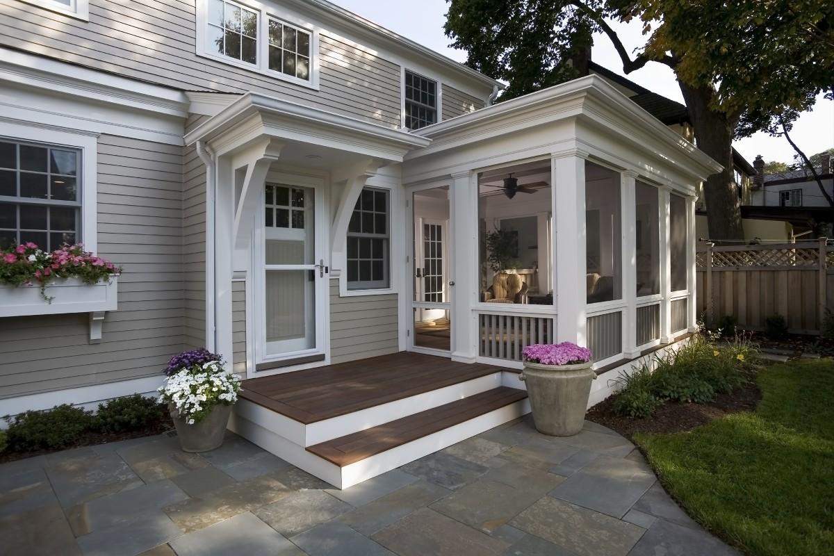 Дизайн веранды частного дома своими руками фото фото 653