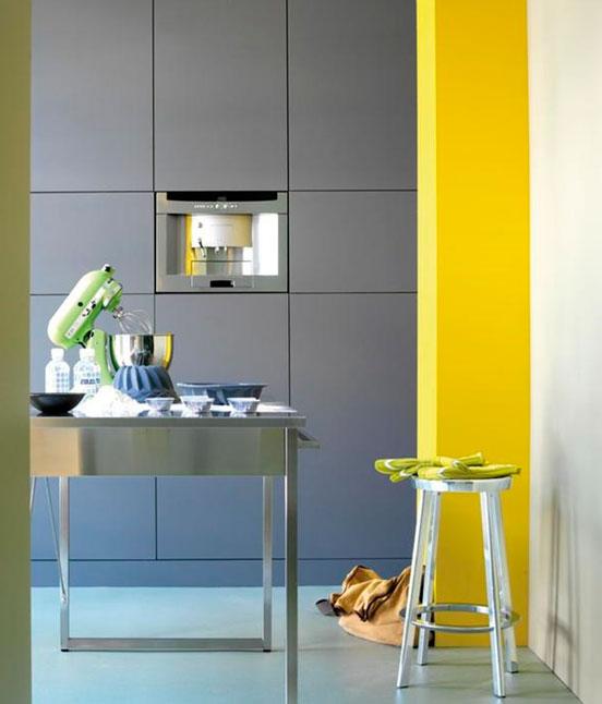 Di che colore dovrebbero essere i muri in cucina. Come scegliere il ...