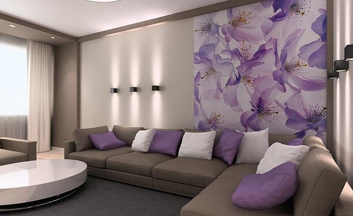 угловые диваны в интерьере гостиной фотографии угловых диванов