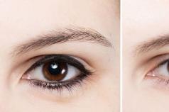 Секреты идеальных стрелок на глазах